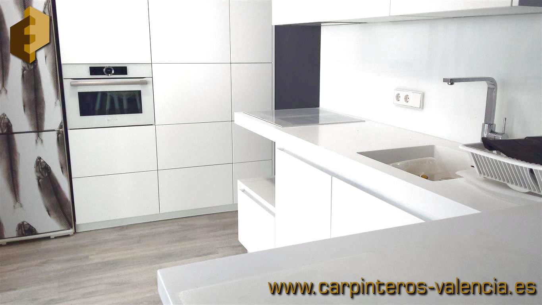Cocinas de diseo en valencia trendy muebles cocina diseno for Cocinas modernas valencia