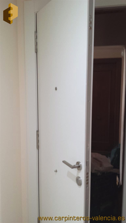 Colecci n de fotos de puertas de paso y de entrada a - Puertas para viviendas ...