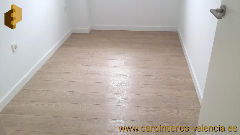 Fotos de parquet y suelos de madera instalados en valencia - Carpinteros en valencia ...