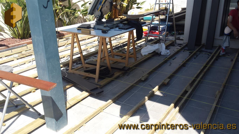 Suelos de madera para exterior affordable madera de ip en - Suelo tecnico madera ...