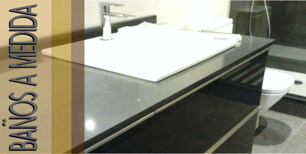 Muebles de lavabo y armarios para almacenaje en ba os a medida - Muebles bano valencia ...